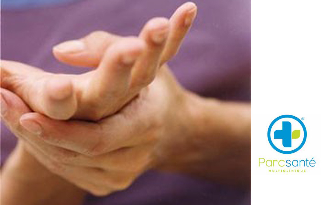 Un truc pour réduire les douleurs aux mains avec le syndrome du tunnel carpien