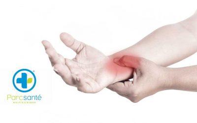 Un truc pour réduire les tensions aux coudes et aux mains